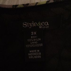 Style & Co Tops - 3 for $20 Style & Co ruffled blouse